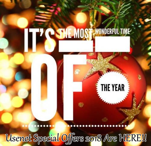 2018 Best Usenet Holiday Specials